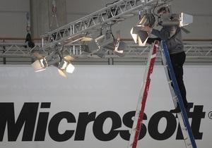 Microsoft наращивает выручку до рекордных размеров вопреки кризису