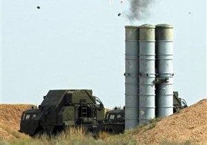 Россия вооружила Китай ракетными комплексами С-300