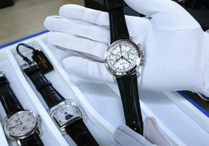 Швейцарские часовщики ожидают второй подряд рекордный год по продажам