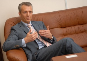 Хорошковский: Безопасность Украины должна стать частью общей безопасности НАТО