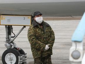 В Украину прибыл самолет с партией российского Арбидола