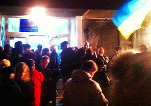 СМИ: В киевском окружкоме №223 произошла массовая драка