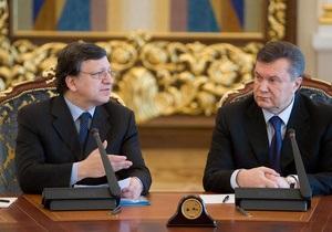 Лидеры ЕС не могут решить, встречаться ли с Януковичем на следующей неделе