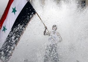 Сторонники Асада напали на посольства ОАЭ и Марокко. Франция отозвала посла из Сирии