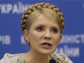 Тимошенко обещает спасти проблемные банки