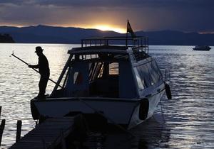 Колумбийские моряки спасли рыбаков, месяц дрейфовавших в открытом море