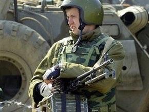 В Чечне смертник подорвал милиционеров
