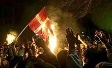 Президент Судана угрожает бойкотом Дании