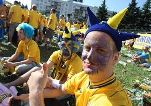 Корреспондент: Зона Евро. Украина из страны - европейского кошмара превращается в страну - футбольный праздник