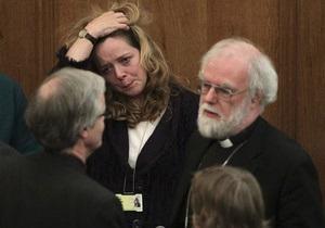 Англиканская церковь проголосовала против женского епископата