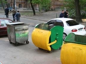 Во время Зеленой Толоки в Киеве собрали более 8 тонн мусора