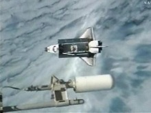 Шаттл Atlantis задержится на орбите на сутки