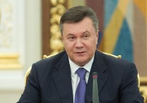 Янукович: Усилия украинских дипломатов направлены на утверждение Украины как влиятельного субъекта международной политики