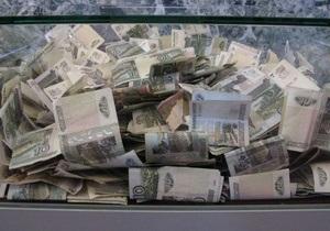 В Москве украли банкомат с почти 900 тыс рублей