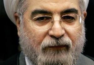 Новости Ирана - Хасан Роухани - Али Хаменеи -Роухани принимает поздравления с победой на выборах в Иране