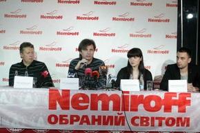 Depeche Mode впервые выступит в Украине при поддержке международного бренда Nemiroff