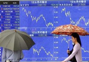 Фондовые рынки Азии выросли, Шанхай в минусе