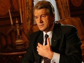 Ющенко считает, что гуцулы всегда дышали украинским патриотизмом