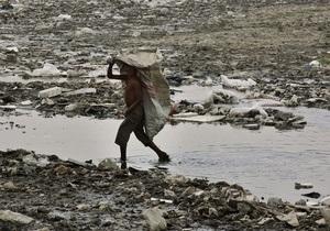 Жертвами мощных ливней в Индии стали 16 человек