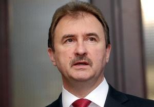 Попов призывает не голосовать за бюджет