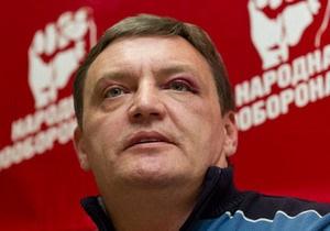 Оппозиция определилась с руководителем предвыборного штаба в Донецкой области