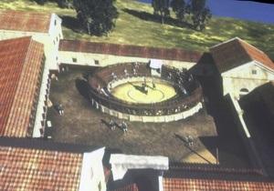 В Австрии обнаружили руины школы гладиаторов
