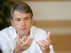 Ющенко приостановил решение Кабмина о конверсии частот под 3G