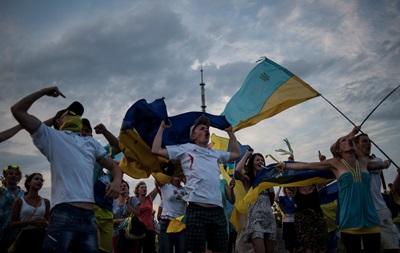 Сегодня в Украине - День государственного флага