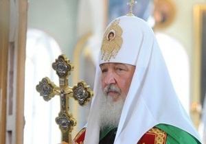 Патриарх Кирилл в ходе визита в Украину будет жить в монастырях