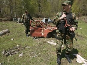 Грузинские СМИ сообщили об обстреле полицейских постов с территории Абхазии