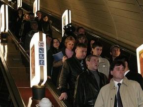 В киевском метро отмечают увеличение пассажиропотока после повышения тарифов