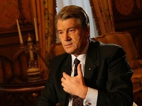 Ющенко: Я никогда не был и не буду хохлом