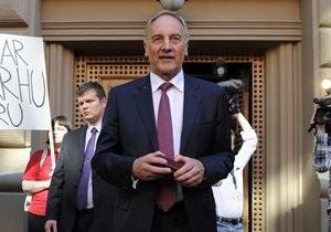 Новый президент Латвии вступил в должность
