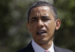 Обама продлил мораторий на бурение скважин на шельфе США