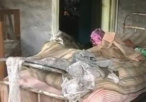В Николаевской области грабители сожгли заживо пенсионерку из-за 500 гривен