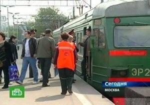 Московская железная дорога опровергает информацию о драке в электричке