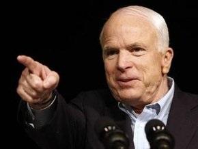 Маккейн: СМИ нас уже списали. Сенатор Обама уже примеряет занавески в Белом доме