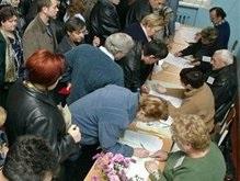 Блок Кличко: Председатель избиркома избил наблюдателя
