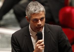 Французский министр предотвратил кражу алкоголя в супермаркете