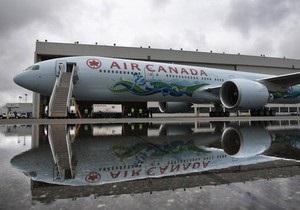 В Канаде из-за ссоры пассажиров авиалайнер совершил вынужденную посадку