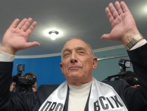 Протывсих отказался от госохраны на время президентской кампании