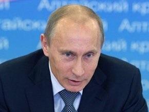 Путин: Ни один финансовый институт не согласился кредитовать Киев