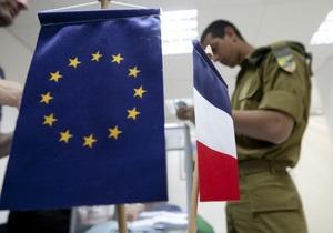 Во Франции стартуют парламентские выборы