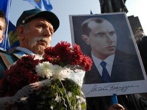 Годовщина УПА: Пять тысяч сторонников Свободы собрались в центре Киева