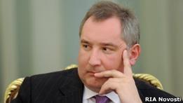 Рогозин будет представлять президента РФ в Приднестровье