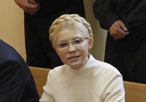 НГ: Юлию Тимошенко снова судят