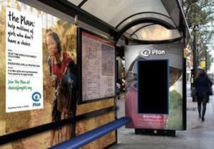 В Лондоне появилась реклама, которую могут видеть только женщины
