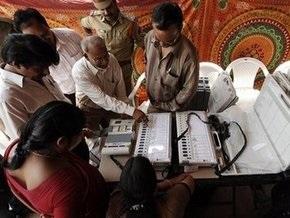 В Индии стартовали парламентские выборы