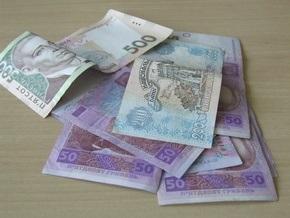 Долги Украины в сентябре сократились