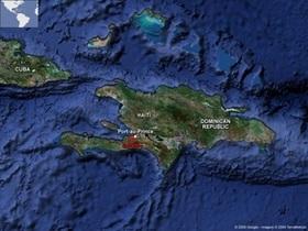 Мощное землетрясение произошло у берегов Гаити. Объявлена угроза цунами